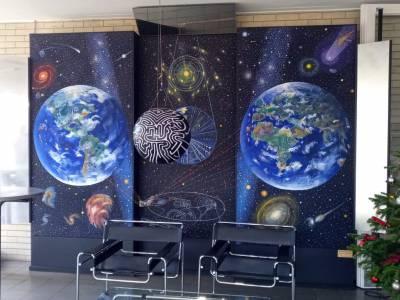 Big-Bang und dann waren wir da… Besuch des Max-Planck-Instituts für Physik