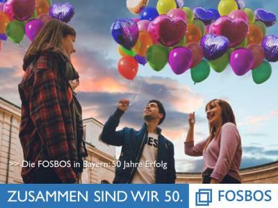 """Ehemalige Schülerin der FOSBOS Ingolstadt erzielt hervorragenden vierten Platz beim Fotowettbewerb """"Zusammen sind wir 50. Die FOSBOS in Bayern – 50 Jahre Erfolg"""""""