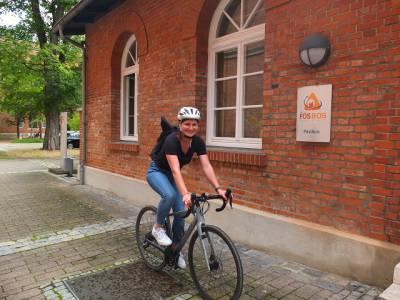 Team der FOSBOS Ingolstadt radelte für ein gutes Klima